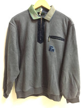 Vintage Mountain Flag sweatshirt half zip - $40.00