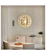 "IKEA GRIMSAS Pendant lamp, white, 22 "" - $76.22"