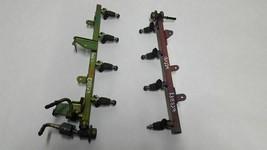 Fuel Injectors With Rail OEM 03 04 06 07 08 09 10 Infiniti M45 02 Maxima... - $67.00
