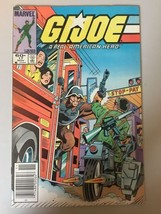 GI G.I. Joe (1982 Marvel) #17 VF Very Fine Marvel Comics Newsstand 1st P... - $38.61