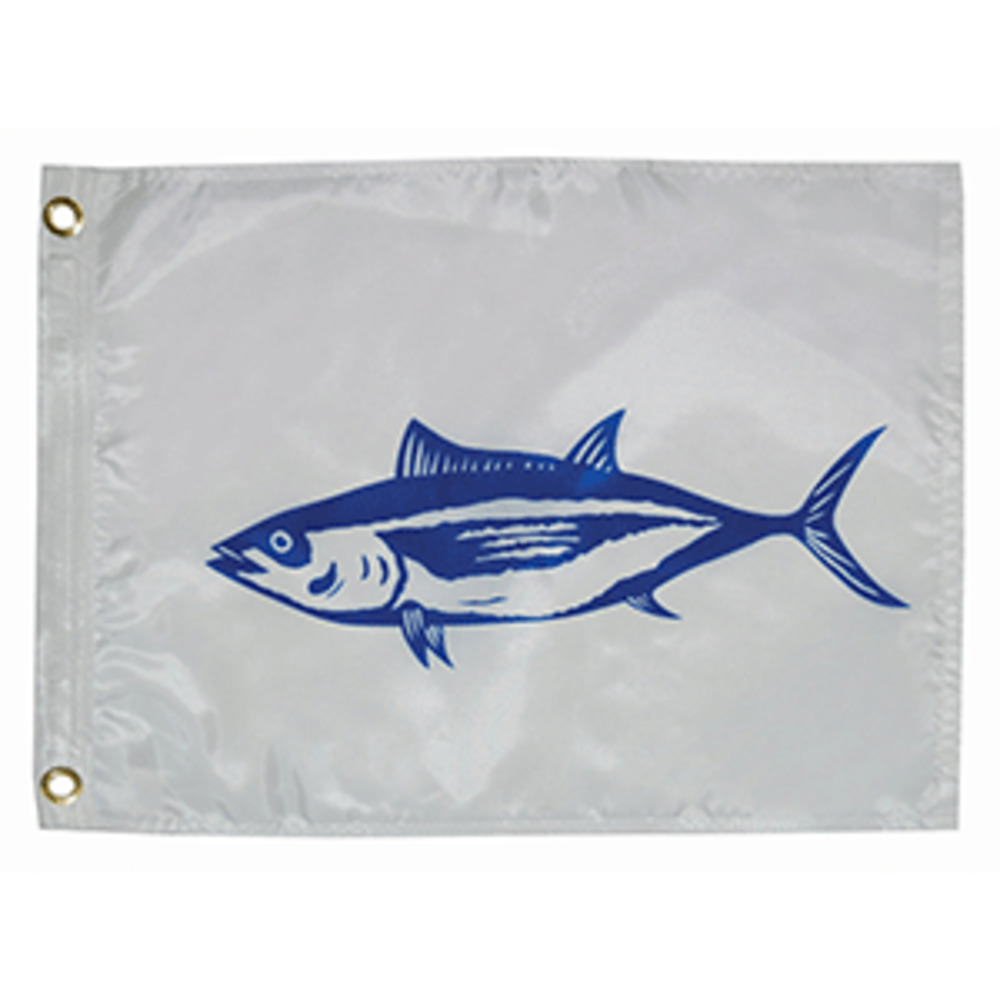 "Primary image for Taylor Made 12"" x 18"" Tuna Flag"