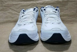 Nike Air Monarch IV Leather Lifestyle Gym Training Shoes Men 13 White 415445-102 image 6