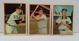 Lot of 3 1985 Topps Circle K Home Run Kings Detroit Tigers  - $3.99