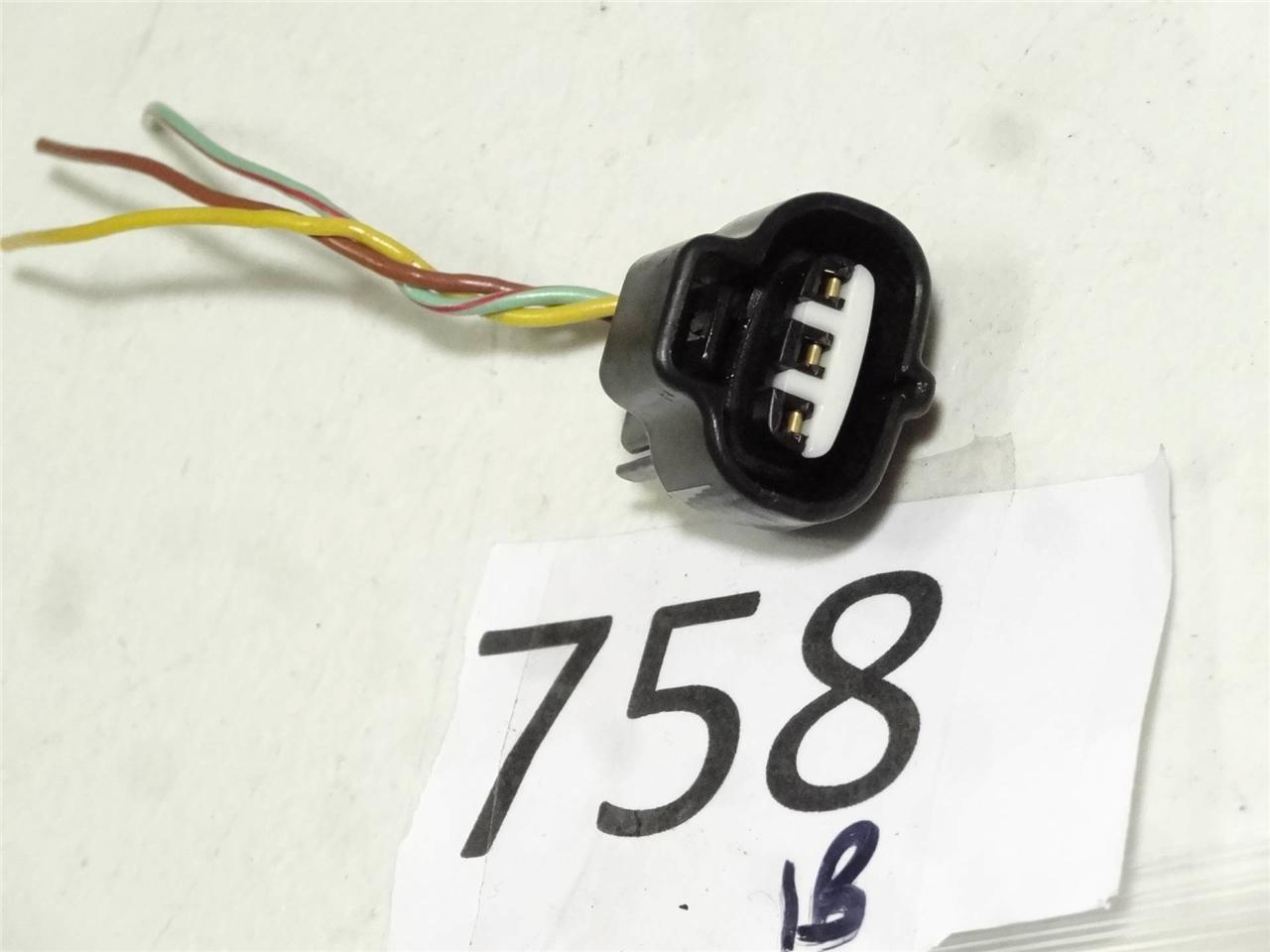 toyota connector pigtail sensor vacuum map and 50 similar items