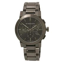 Burberry BU9354 Ion Plated Sport Swiss Made Mens Watch - $254.89 CAD