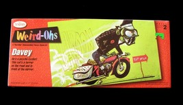Weird-Ohs Model New Davey New 1993 - $28.99