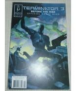 Terminator 3 B Before The Rise # 2 2003 Beckett Comics - $13.39