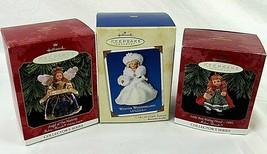 Hallmark Madame Alexander Ornament Vintage Wonderland Riding Hood Angel ... - $19.79