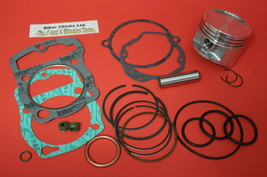 Fits: HONDA 84-86 ATC200S Piston Kit  & Top End Gasket  Set    .020  65.50mm - $87.50