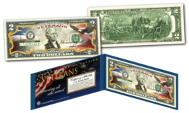 VETERANS US Armed Forces Official Genuine Legal Tender U.S. $2 Bill - $13.81