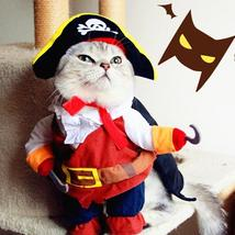Pirate Cat Costume - $19.99