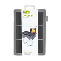 Colossal Ice Cube Tray in Grey by True - $7.99