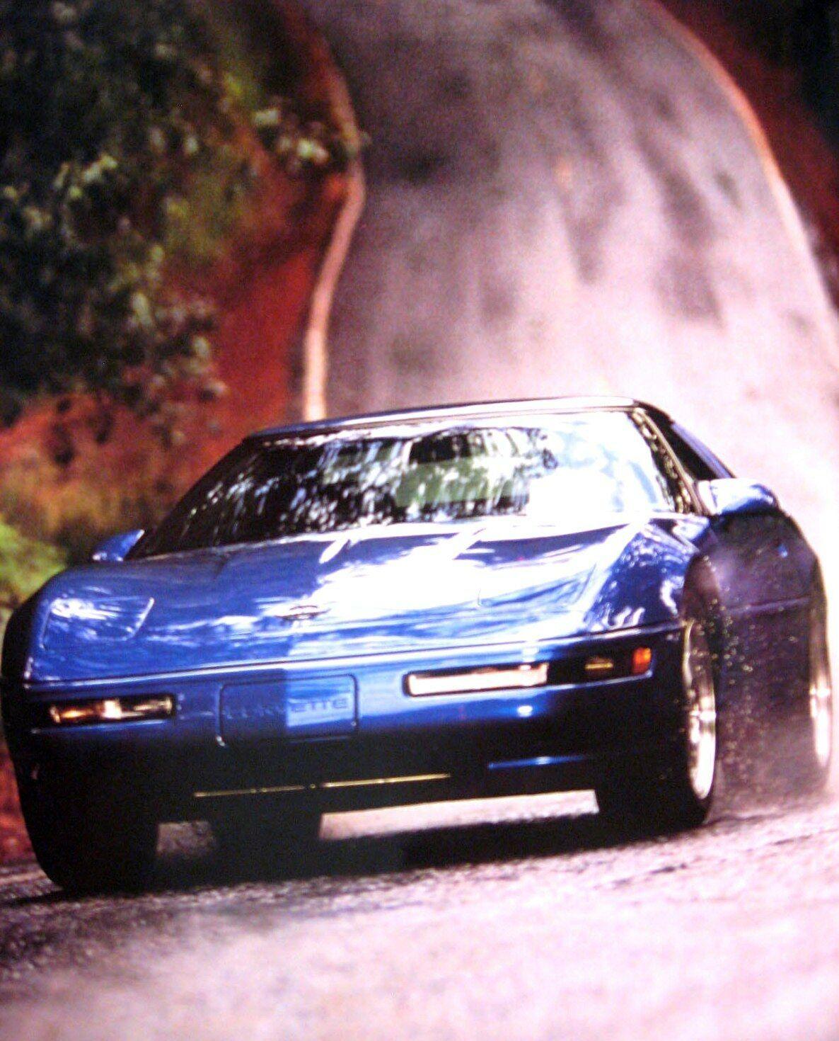 1994 Chevrolet Brochure, Corvette Camaro Z28, MINT Original Chevy GM 94