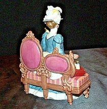 Miss Albee Award Figurine with Box Avon AA20-2155 Vintage image 6