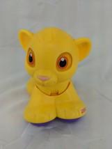 "Fisher Price Amazing Animals Simba Lion King Figure Toy 4"" 2012 - $6.95"
