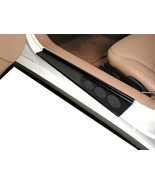 C5 Corvette Black Door Sill Guards Both Sides by Altec Fits: All 97 thru 04 - $87.95
