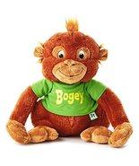 "Hallmark Shirt Tales Bogey Orangutan Stuffed Animal, 14"" Classic Stuffed... - $10.45"