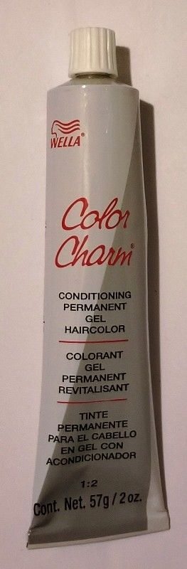 Primary image for WELLA Color Charm Gel, 367/3RV Black Cherry, 2 Ounce