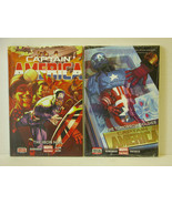 CAPTAIN AMERICA - THE IRON NAIL - HARD COVER GRAPHIC NOVEL - FREE SHIPPING - $14.03