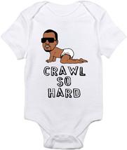 Kanye West Crawl So Hard Graphic Onesie - $17.99+