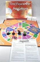 Clean Complete Trivial Pursuit DVD Pop Culture 2 Trivia Game w/ Bonus Disc - $10.64