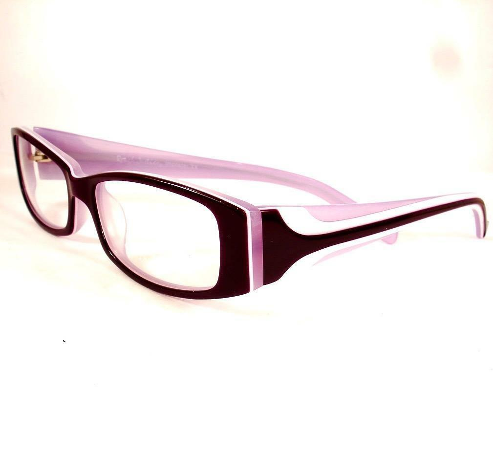 Primary image for Rough Justice Eyeglasses Imposter Wild Violet Women Ladies 48-14-130 New