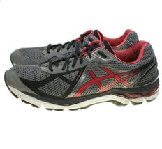 Asics GT 2000 v 3 Gray Mens Size 11.5 EU 46 Running Shoes Sneakers T500N image 6
