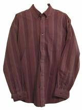 Joseph Abboud Mens Shirt Size XXL Long Sleeve 100% Cotton Dress Shirt - €19,93 EUR