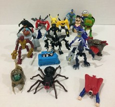 McDonald's Burger King Happy Meal 20 Toys Pokemon Bionicle Transformers ... - $12.38