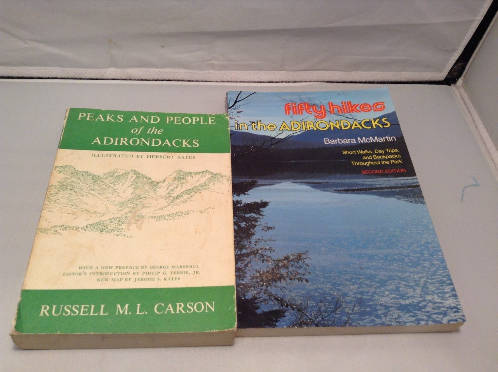 Two Adirondack Books