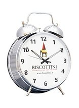 Biscottini Wooden and Brass Made W14XDP14XH28 cm Sized Bell - $62.30