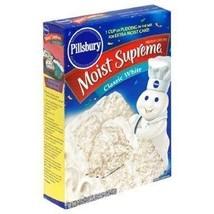Pillsbury Moist Supreme Classic White Cake Mix - $29.69