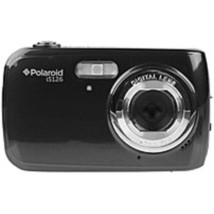 Polaroid IS126-BLK 16.0 Megapixel Digital Camera - 4x Digital - 1.8-inch... - $56.88