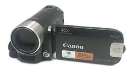 Canon Camcorder Fs22 - $199.00