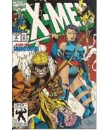 Marvel X-Men #6 Sabertooth Wolverine Psylocke Jim Lee Mutant Mayhem Action - $14.95