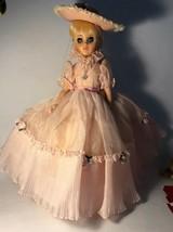 """Vintage, 1970's, Madame Alexander 18"""" doll, dress included - $39.99"""