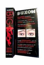 Buxom Big Tease Plumping Mascara in Blackest Black 0.06oz/2ml Mini Trave... - $6.72