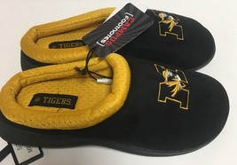 University of Missouri Tigers Men's Cushion Memory Soles Slippers Shoe +Sizes image 2