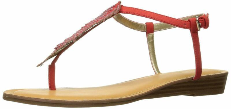 Carlos By Carlos Santana Women'S Tenor Flat Sandal