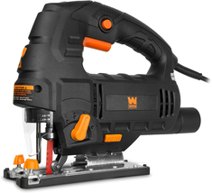 WEN 33606 6.6-Amp Variable Speed Orbital Jig Saw with Laser and LED Light - $59.78