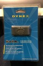 DYNEX USB Mini Memory Card Reader / Writer DX-CRMN1 - $7.99