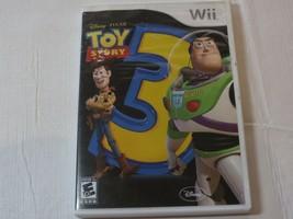 Toy Story 3 Nintendo Wii 2010 Nominal: E10 + Everyone 10 + Acción Aventura - $16.02