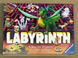 Ravensburger Labyrinth Family Board Game for Kids & Adults Age 7 & Up - ... - $26.42