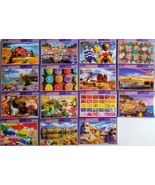 """300 Pc Jigsaw Puzzles 11""""x18.25"""" 1/Pk s20a, Select: Balloons Cupcakes Su... - $2.99"""