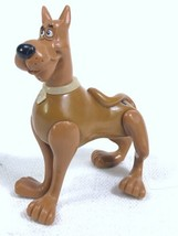 SCOOBY-DOO Poseable Figure Hanna Barbera Burger King Scooby Doo Topper - $7.83