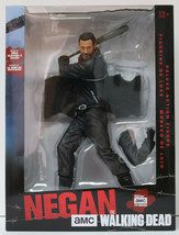 Negan With Lucille Action Figure The Walking Dead 10in McFarlane Toys 2017 - $35.62