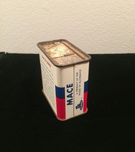Vintage Schilling Mace spice tin packaging image 4