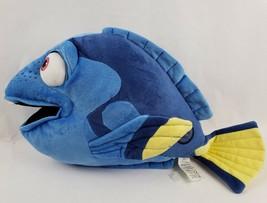 """Disney Store Finding Nemo Dory Plush 14"""" Blue Fish Surgeonfish Stuffed A... - $20.56"""