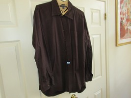 Tommy Hilfiger , X-Large/XG  , Men's Long Sleeve Shirt ,100% Cotton - $29.65
