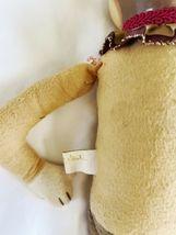"Vintage Katherine's Collection Wayne Kleski 15"" Tall Monkey Bellhop Doll Retired image 6"